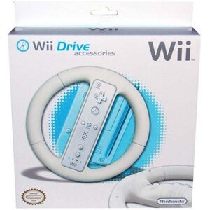 Photo of Venom STEERING WHEEL Wii Games Console Accessory