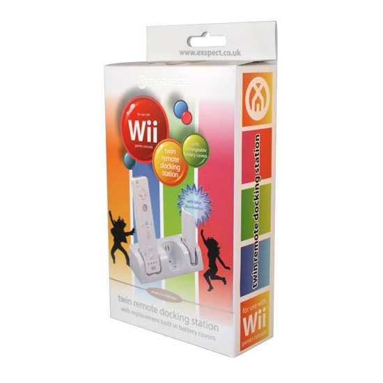 Nintendo Wii Docking Station