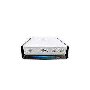 Photo of LG Ext Blura Black DVD Rewriter Drive
