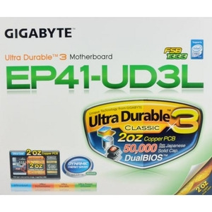 Photo of Gigabyte Intel P41 Software