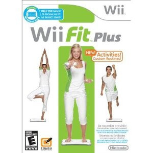 Photo of Wii Fit Plus (Game Only) Video Game