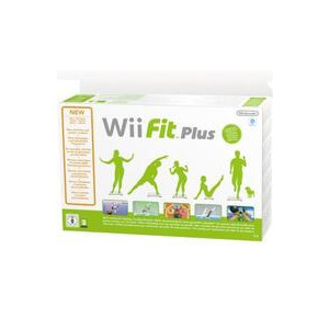 Photo of Wii Fit+ & Balance Board (Wii) Video Game