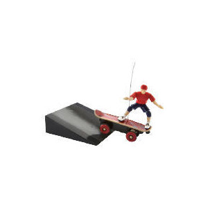 Photo of How Cool Is This Mini R/C Skateboarder Toy