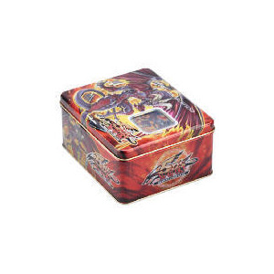 Photo of YU-Gi-Oh! Trading Card Game Tin Toy