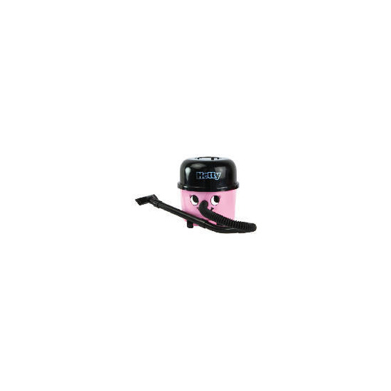 How Cool Is This Pink Hetty Hoover
