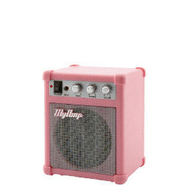 How Cool Is This Pink Mp3 Amp Speaker Reviews