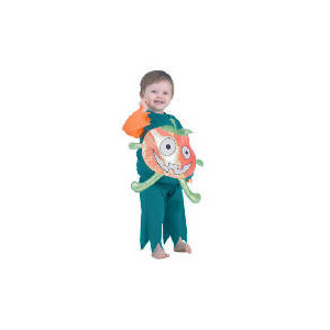 Photo of Toddler Pumpkin Tabard 3/4 YEARS Toy