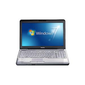 Photo of Toshiba Satellite L500-1DT Laptop