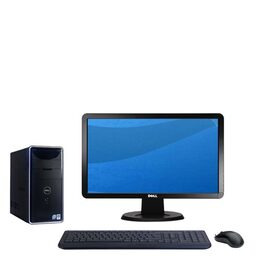 """Dell Inspiron 545 / 8707 with 20"""" monitor Reviews"""