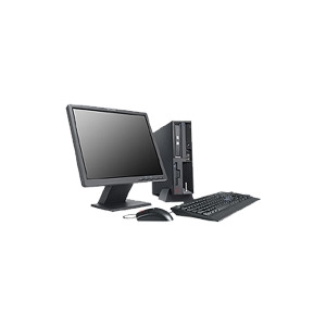 Photo of Lenovo ThinkCentre M55 8795 - Pentium D 925 3 GHZ Desktop Computer