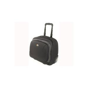 "Photo of Case Logic 15.4"" Rolling Laptop Case - Notebook Carrying Case - Black Laptop Bag"