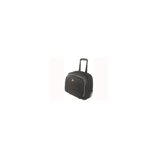 "Case Logic 15.4"" Rolling Laptop Case - Notebook carrying case - black"