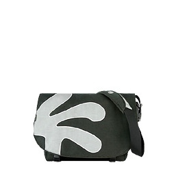 Crumpler Sticky Date BIG LOGO - Notebook carrying case - silver, deep olive Reviews