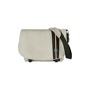 Photo of Crumpler Sticky Date - Notebook Carrying Case - Dark Navy, Cold Oatmeal Laptop Bag