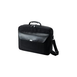Photo of Dicota MultiGiant - Notebook Carrying Case - Black Laptop Bag
