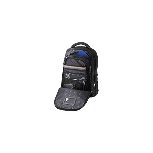 Photo of HP Deluxe Nylon Backpack - Notebook Carrying Backpack Laptop Bag