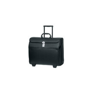 Photo of Samsonite 300 Series TRANSIT LINE Syncretic 2 - Carrying Case - Jet Black Laptop Bag