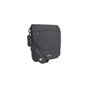 Photo of STM Large Convertible - Notebook Carrying Case - Black Laptop Bag