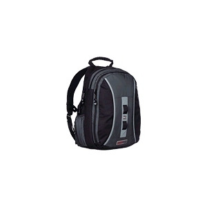 Photo of STM Large Loop - Notebook Carrying Backpack - Black, Charcoal Laptop Bag