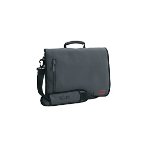 Photo of STM Small Brink - Notebook Carrying Case - Charcoal Black Laptop Bag