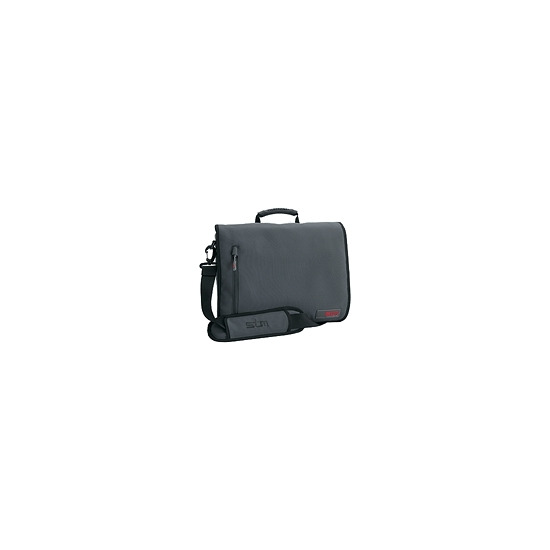 STM Small Brink - Notebook carrying case - charcoal black