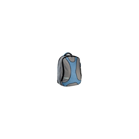 Tech air Series 3 3707 - Notebook carrying backpack - grey, blue
