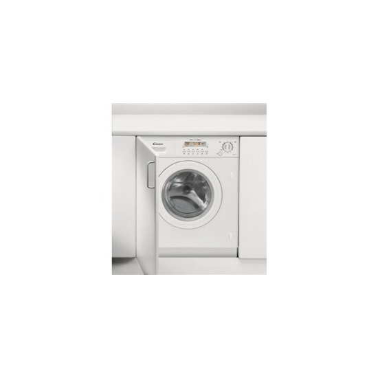 Candy CWB714D/L-80S 7kg 1400 Spin Integrated Washing Machine