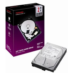 Photo of Toshiba PA4292E-1HL0 2TB Hard Drive