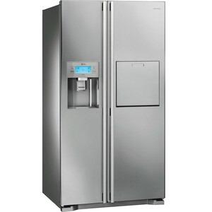 Photo of Smeg SS55PTLH3  Fridge Freezer