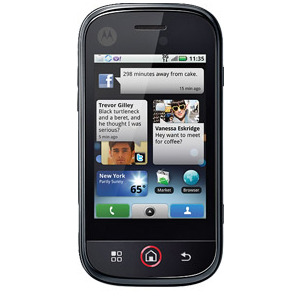Photo of Motorola MB220 Mobile Phone