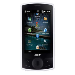 Photo of Acer E100 Mobile Phone