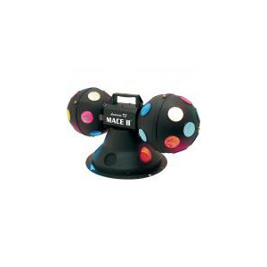 Photo of American DJ Mace MK2 Dual Rotating Balls Lighting