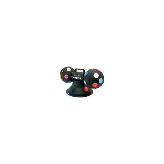 American DJ Mace Mk2 Dual Rotating Balls