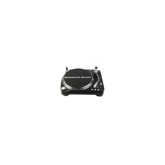 American Audio TT Record USB Belt Drive Turntable