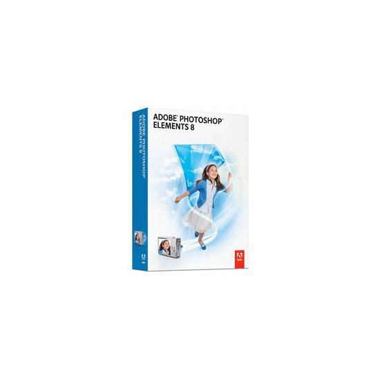 Adobe Photoshop Elements 8 (PC)