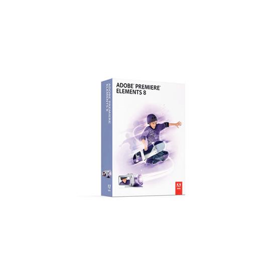 Adobe Premiere Elements 8.0 PC