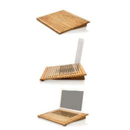 EcoFan Pro - Bamboo Laptop Cooling Stand Reviews