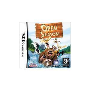 Photo of Nintendo DS Open Season Video Game