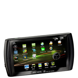 Archos 5 500GB Internet Tablet Reviews