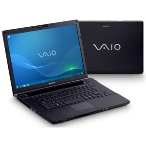 Photo of Sony Vaio VGN-BZ31VT Laptop