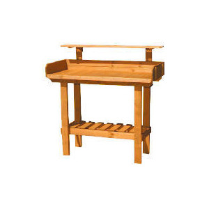 Photo of Delux Wooden Potting Table Furniture