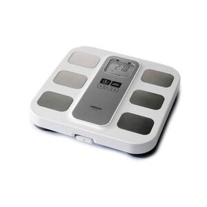 Photo of Omron BF400 Combined Weighing Scale and Body Fat Monitor Sports and Health Equipment