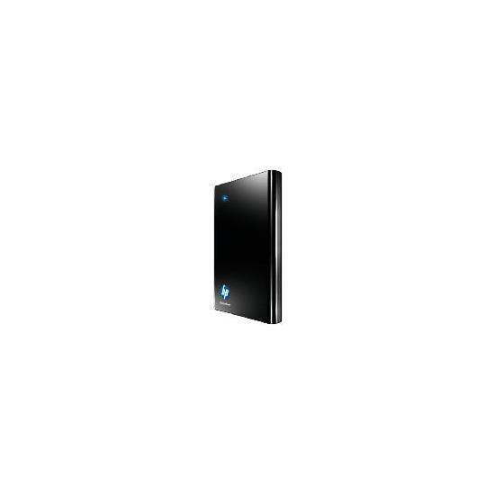 HP 320GB portable hard drive