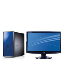 """Dell Inspiron 545 / 9148 with 18.5"""" LG monitor Reviews"""