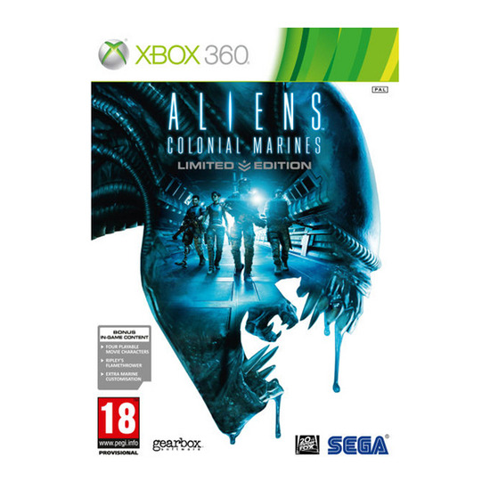Microsoft Aliens: Colonial Marines - for Xbox 360