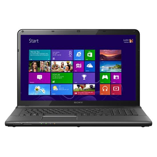 "SONY E Series SVE1713Z1EB.CEK 17.3"" Laptop"