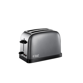 Russell Hobbs 18954 Colours 2-Slice Toaster - Grey