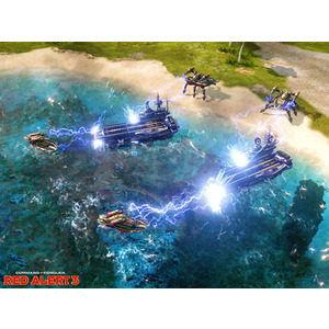 Photo of Command & Conquer: Red Alert 3 (Mac) Video Game