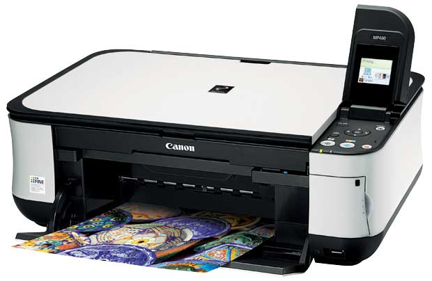 Descarga del controlador de impresora Canon PIXMA MP480
