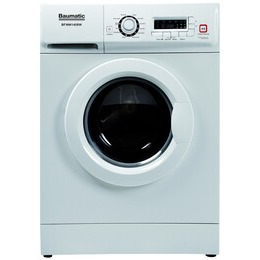 Baumatic BFWM1406W Washing Machine 1400 Spin 60cm 6kg 12 Programs A Reviews